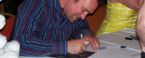 Les autres interviews de David Hewlett - FR
