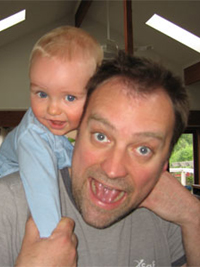 David Hewlett et Baz