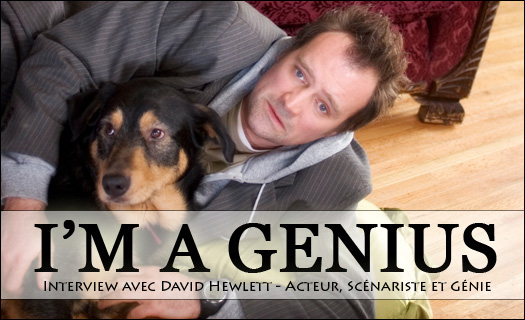 Interview exclusive avec David Hewlett
